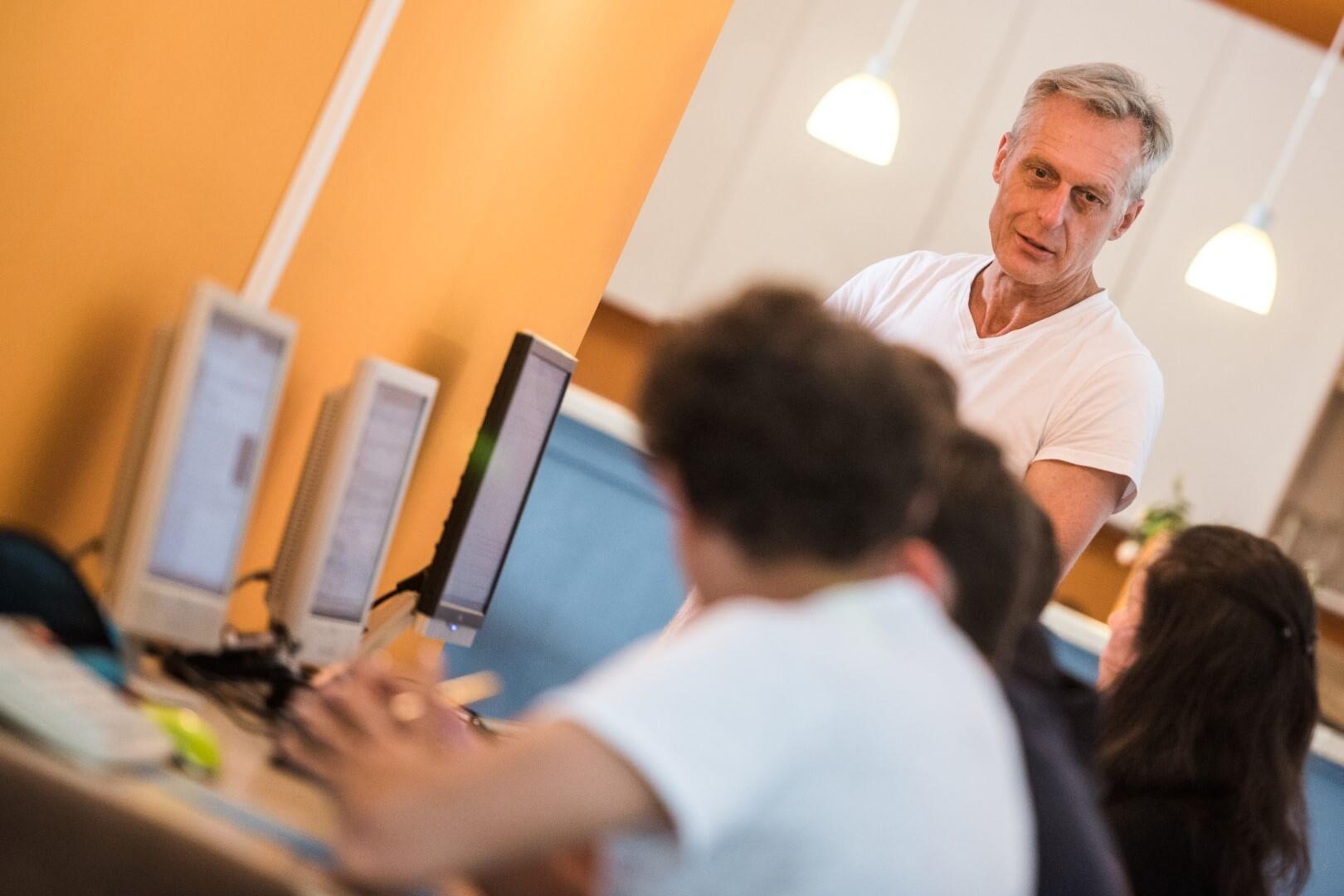 Языковая школа dialoge Lindau
